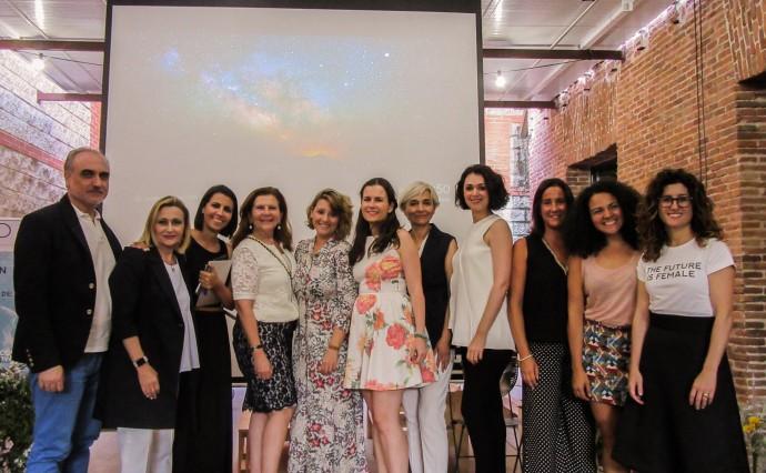 mujeres e innovación evento Loom