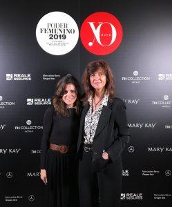 Las 500 mujeres más influyentes de España. Evento Yo Dona