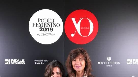 PODER FEMENINO, las 500 mujeres más influyentes de España